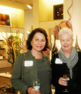 Sandra Jordan & Eleanor Coppola