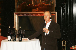 Mike Lucia, Assistant Winemaker, Goldeneye (Duckhorn Wine Company)