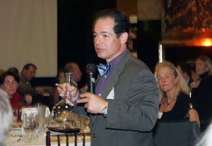Larry Stone, General Manager & Master Sommelier (Rubicon Estate)
