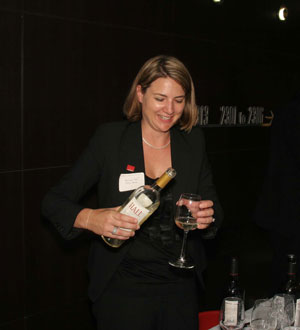 Bronwyn Dickson Ney, HALL wines