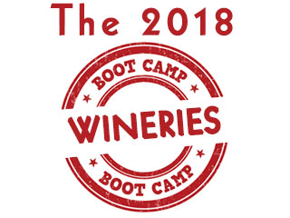 2018 Wineries Boot Camp