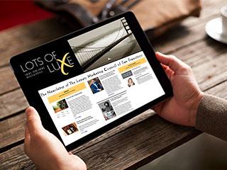 luxury marketing news lots of luxe