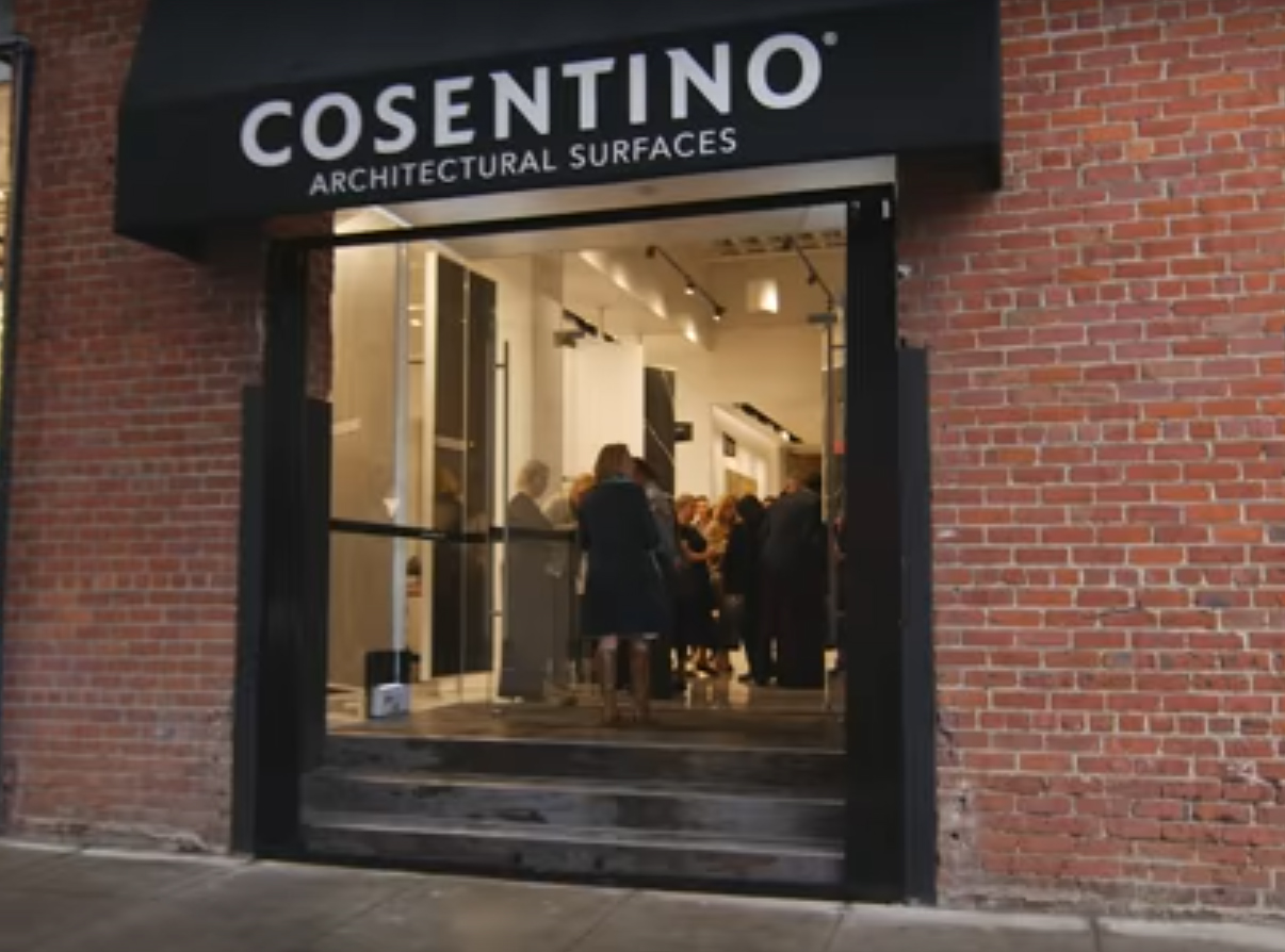 Cosentino Entrance, San Francisco