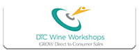 DTC Wine Workshops, Wineries Boot Camp sponsor