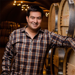 Marcus Marquez, Rising Wine Stars, 2020 Marketer of The Year
